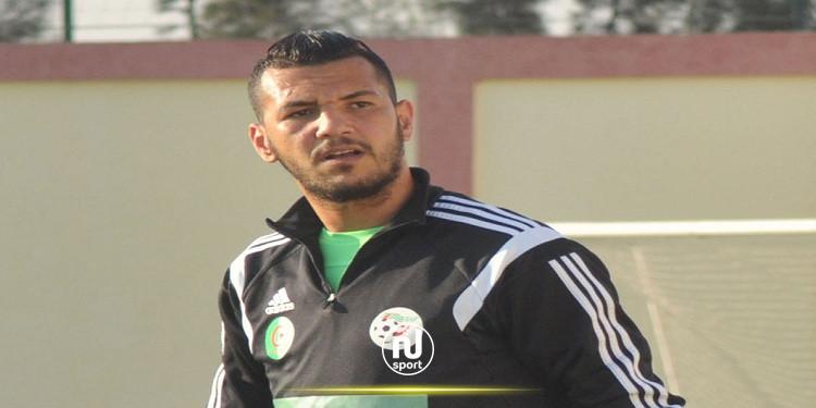 الدوري الجزائري: مولودية وهران تقرر إستبعاد هشام بلقروي