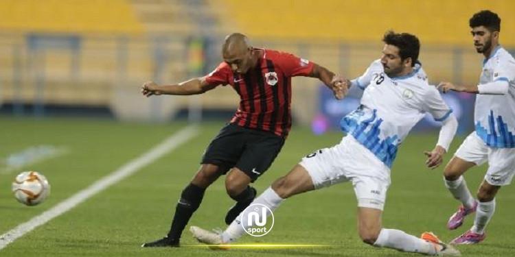الجزائري ياسين براهيمي يصاب بكورونا