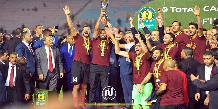 دوري أبطال إفريقيا: الترجي الرياضي يكشف عن قائمته الإفريقية
