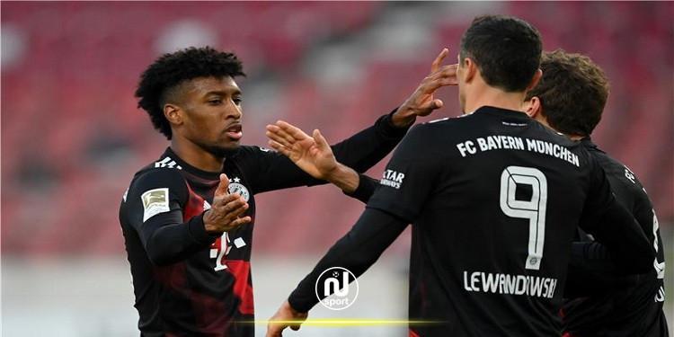 الدوري الألماني: بايرن ميونخ يفوز بصعوبة في شتوتجارت