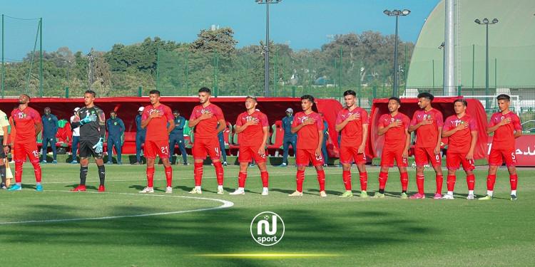 إستعدادا لبطولة شمال افريقيا: المنتخب المغربي ويتعادل وديا مع الطوغو