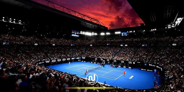 بطولة أستراليا المفتوحة: حرمان 47 لاعبا من التدريب لمخالطة مصابين بكورونا