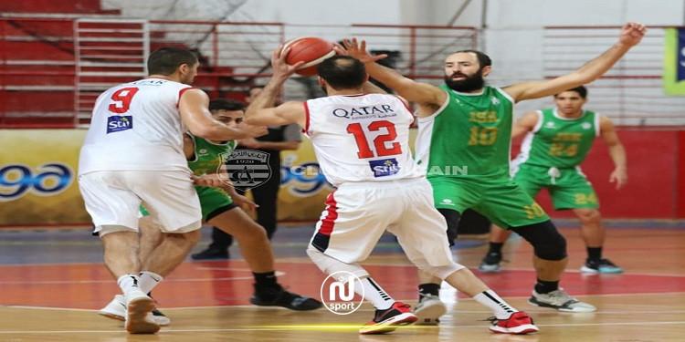 كرة السلة: برنامج مواجهات الجولة الأولى إيابا