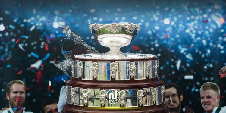 نهائيات كأس ديفيز للتنس 2021 تقام في 11 يوما