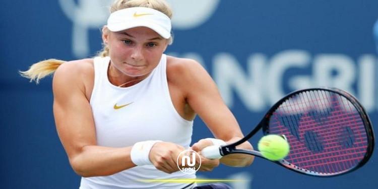 إيقاف لاعبة التنس الأوكرانية 'ياسترمسكا' مؤقتا بسبب المنشطات
