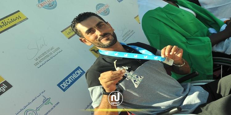 بطولة العالم للتجديف داخل القاعة: ماهر الرحماني يحرز الميدالية الفضية