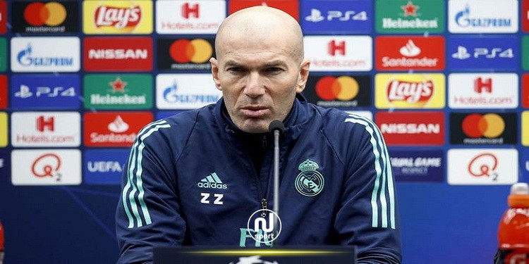 زيدان: لا يوجد تفسير لإصابات ريال مدريد