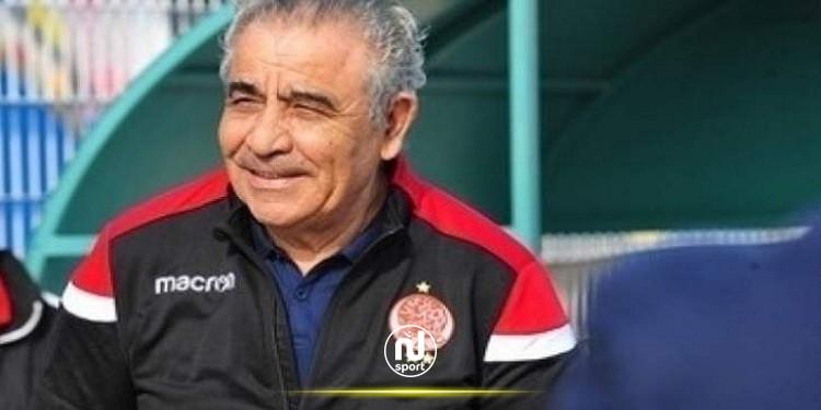 فوزي البنزرتي يكافئ لاعبي الوداد البيضاوي بعد الفوز في الدربي