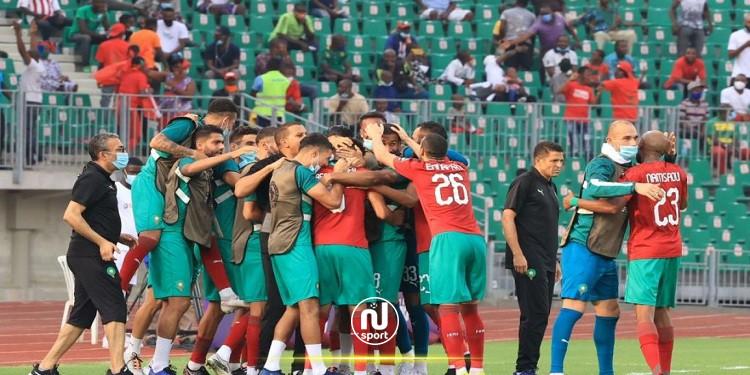 رسميا: المنتخب المغربي يتأهل إلى نهائيات كأس أمم إفريقيا