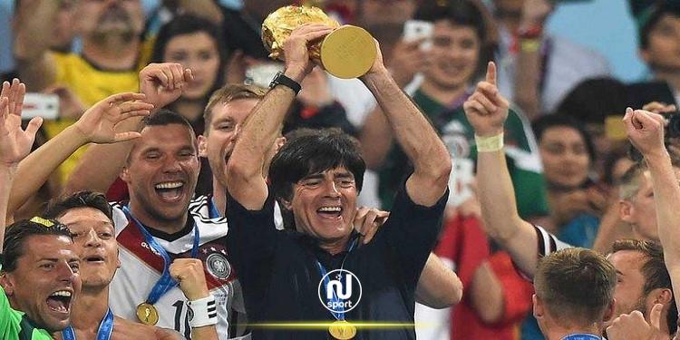 لوف: أوصي مسؤولي الاتحاد الألماني بأخذ رأي اللاعبين عن مدرب المانشافت القادم
