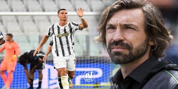 بيرلو يؤكد مواصلة رونالدو مشواره مع يوفنتوس خلال الموسم المقبل