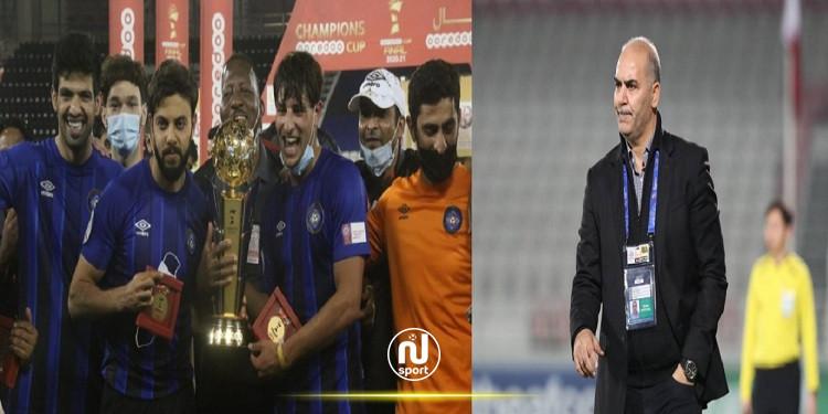 بقيادة سامي الطرابلسي: نادي السيلية يتوج بكأس قطر