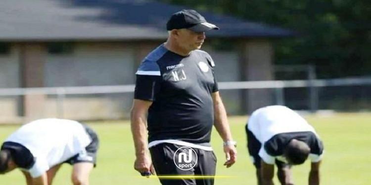 الرابطة 2: ناجي جراد مدربا جديدا لجمعية جربة