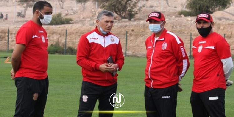 الدوري المغربي: حسنية أكادير يعلن انفصاله عن التونسي 'منير شبيل'