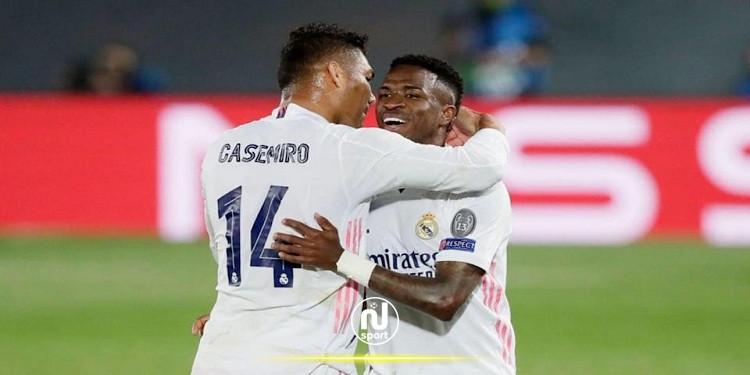أبطال أوروبا: ريال مدريد يقسو على ليفربول بثلاثية