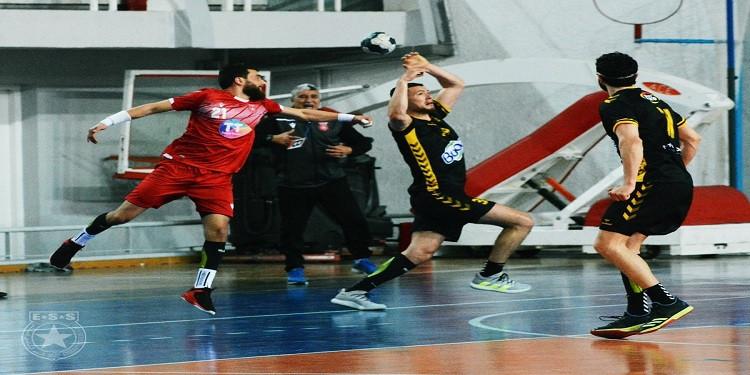 بطولة القسم الوطني 'أ' لكرة اليد: نتائج مقابلات الجولة الرابعة ايابا