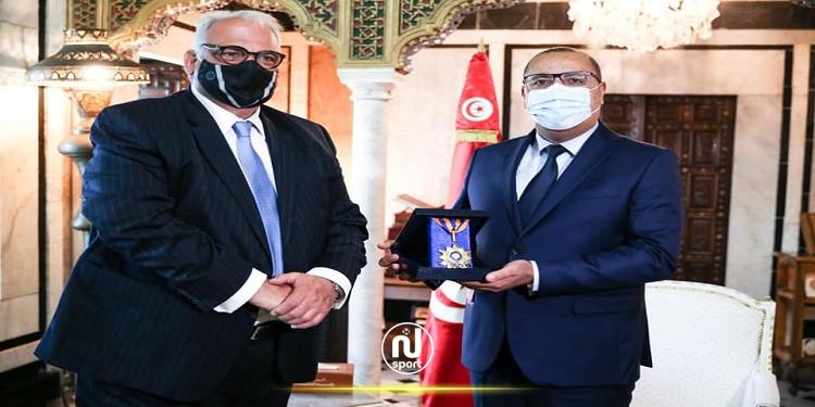 رئيس الاتحاد الدولي للمصارعة ينوه باحتضان تونس لتصفيات مؤهلة لاولمبياد طوكيو رغم انتشار كورونا
