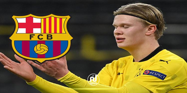 إنتقالات: وكيل هالاند يضع مطالبه على طاولة برشلونة