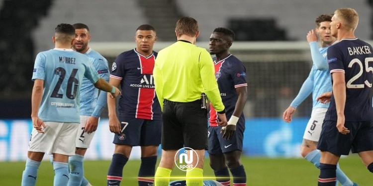 غوارديولا: ''سيتي لعب بشخصية قوية أمام باريس سان جيرمان''
