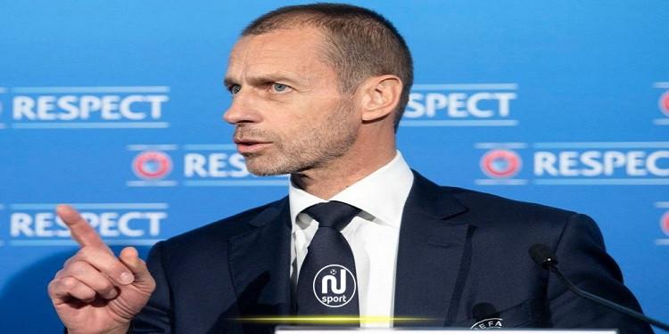 اليويفا يجدد تهديداته بإبعاد الأندية المستمرة في دوري السوبر الأوروبي