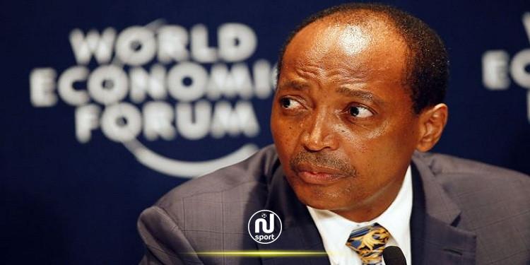 رئيس الكاف يرحب بإطلاق مشروع مسابقة تجريبية بين المدارس في إفريقيا