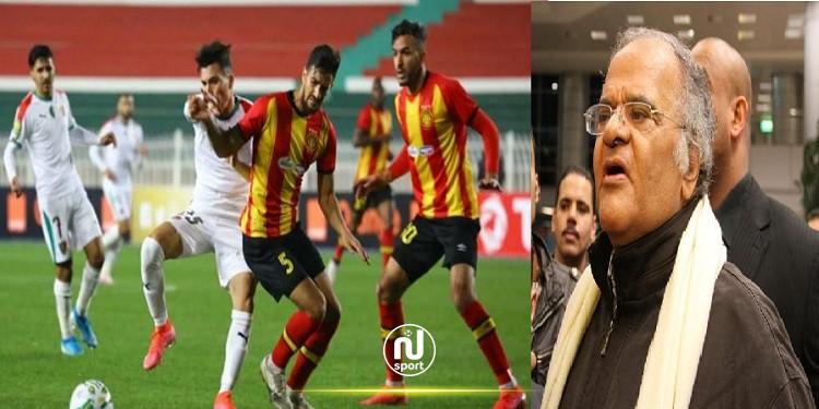 الرئيس السابق للزمالك المصري يتهم الترجي الرياضي ومولودية الجزائر بالتواطؤ