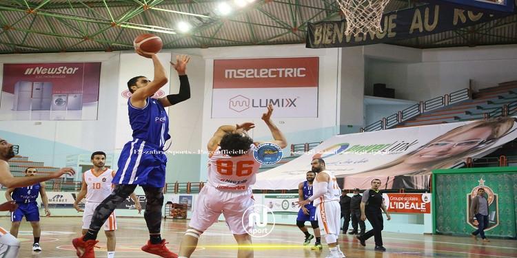 البطولة المحترفة لكرة السلة : نتائج الجولة السابعة لمرحلة التتويج