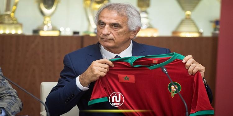 حاليلوزيتش: هدفي الأساسي رفقة أسود الاطلس.. التأهل إلى نهائيات قطر 2022