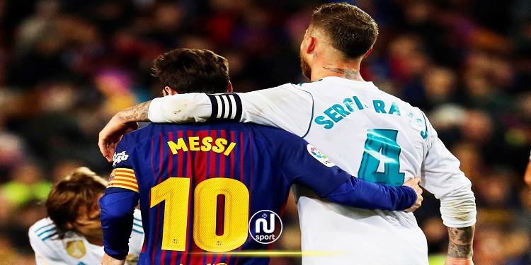 أسطورة ريال مدريد: رحيل ميسي عن برشلونة .. سيؤلمنا