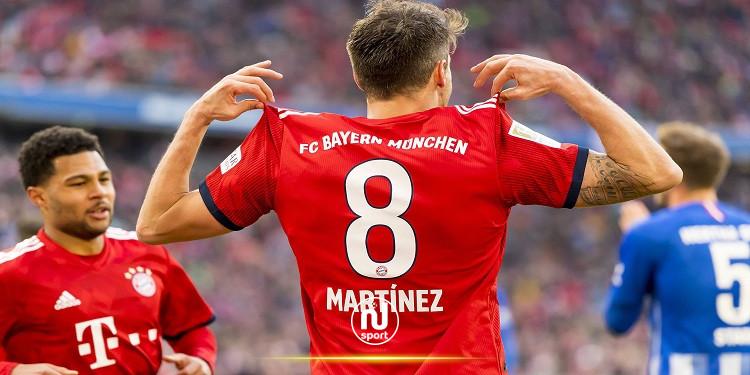 بطولة ألمانيا: نادي بايرن ميونخ يعلن رحيل الإسباني مارتينيز