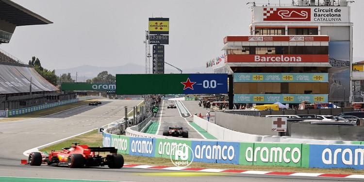 السماح لـ1000 شخص بحضور جائزة إسبانيا الكبرى للفورمولا 1