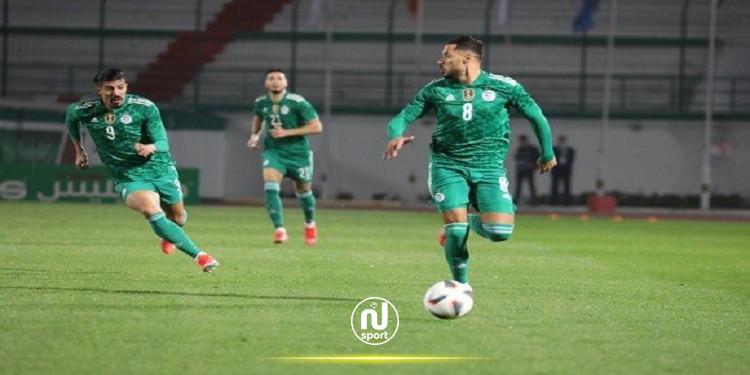 المنتخب الجزائري يواجه نسور قرطاج ومالي وموريتانيا وديا