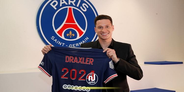 الدوري الفرنسي:  دراكسلر يمدد تعاقده مع باريس سان جيرمان