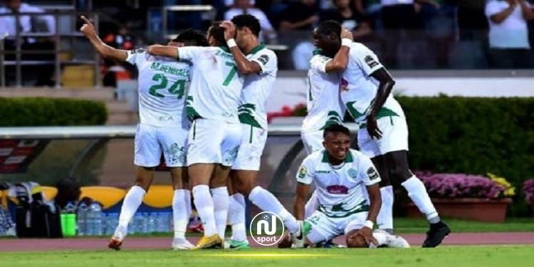 كأس الكاف: الرجاء المغربي يمطر شباك اورلاندو بيراتس ويتأهل إلى المربع الذهبي