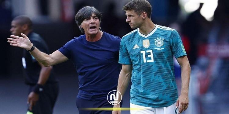المنتخب الألماني: جواكيم لوف يتجه لاستدعاء مولر مجددا إلى 'المانشافت'