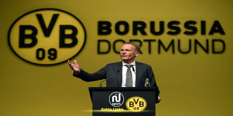 بروسيا دورتموند يكشف عن خسائره في موسم 2020 ـ 2021 بسبب كورونا