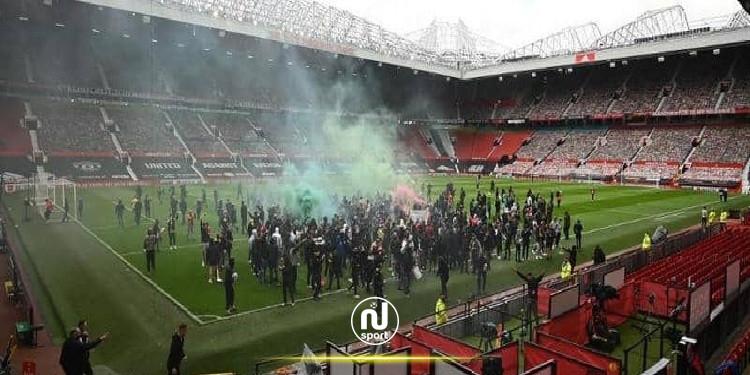 البريمرليغ: شغب جماهير مانشستر يونايتد يهدد لقاء ليفربول