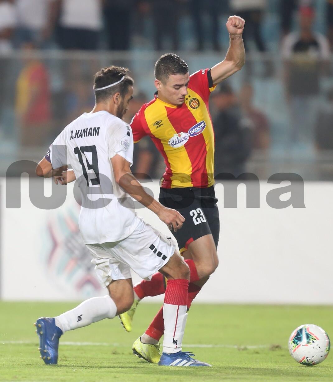 صور الشوط الثاني من لقاء الترجي الرياضي والنجم اللبناني