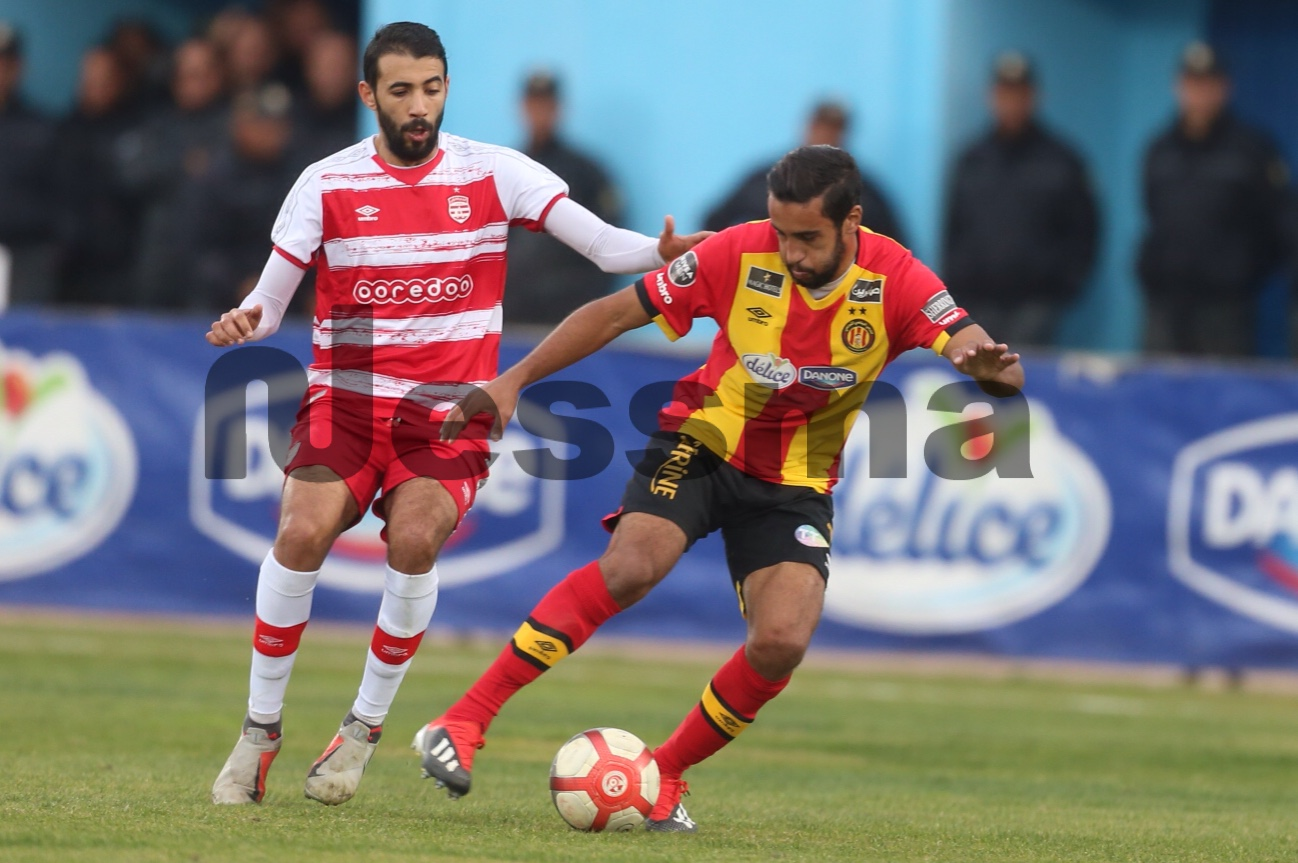 صور الشوط الثاني  من مباراة الترجي الرياضي التونسي و النادي الإفريقي