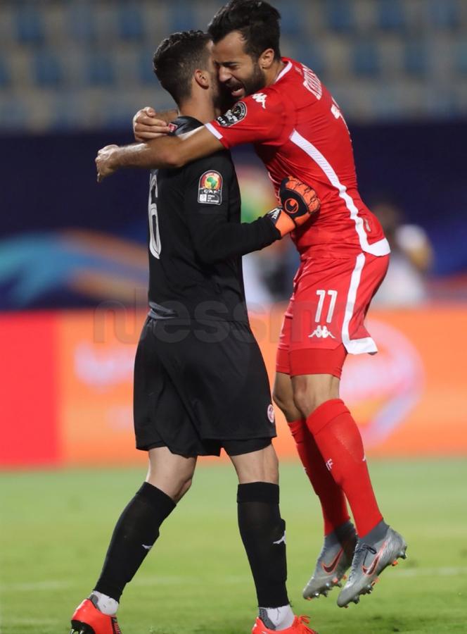 صور الشوط الثاني لمباراة المنتخب الوطني التونسي و منتخب السينغال