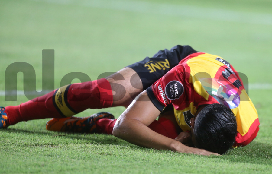 صور الشوط الأول لمباراة الترجي الرياضي التونسي و اليكت سبور التشادي