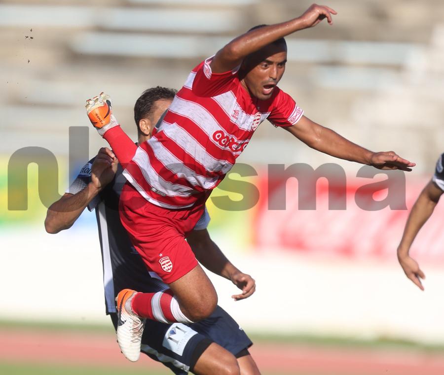 صور الشوط الثاني لمباراة النادي الافريقي وهلال الشابة