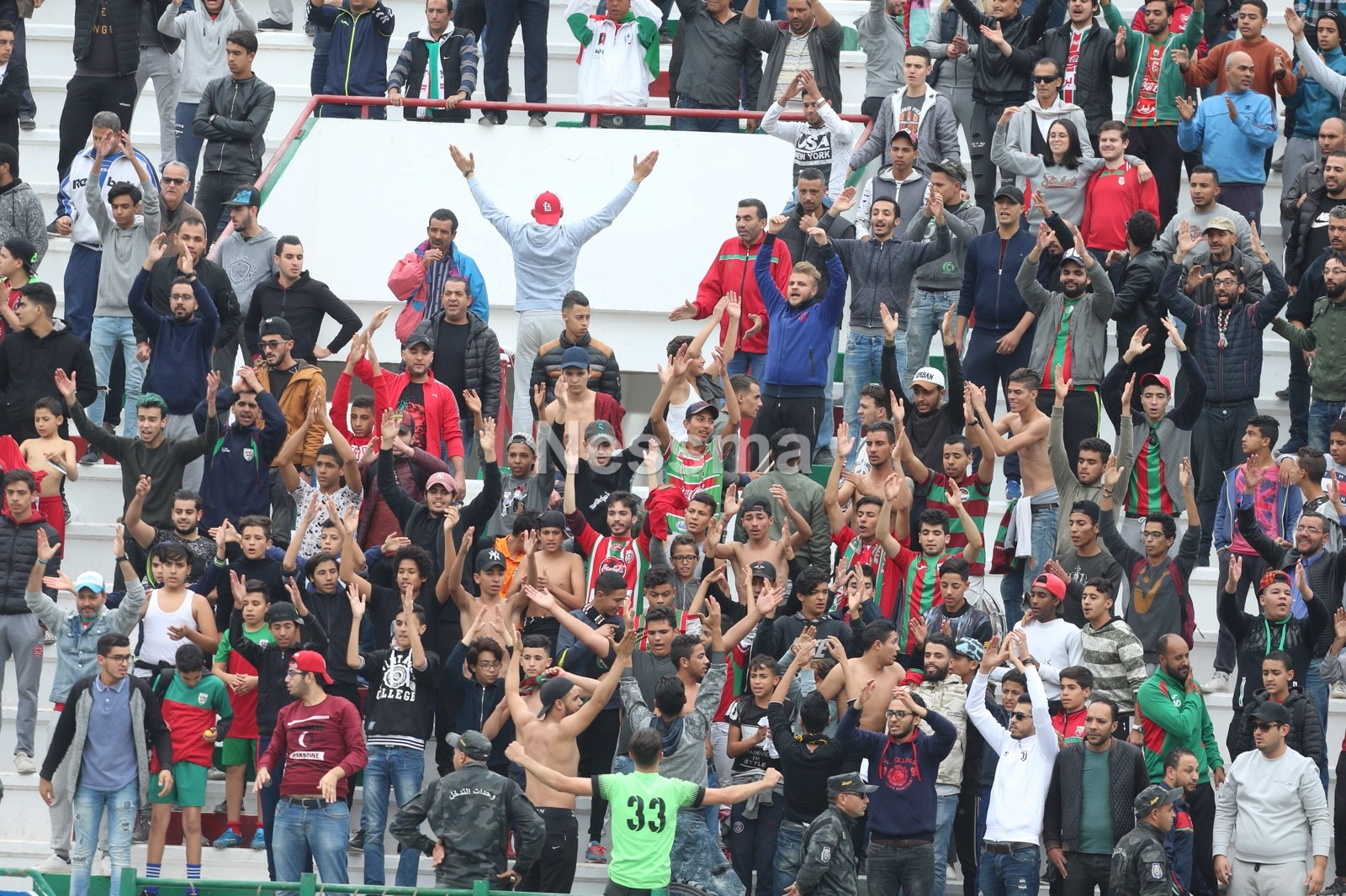 صور الشوط الثاني لمباراة الملعب التونسي و النادي الصفاقسي
