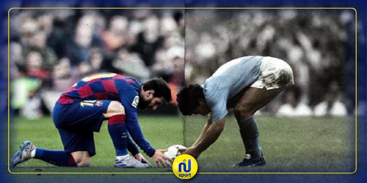 أنطونيو كاسانو :  ميسي أفضل من مارادونا