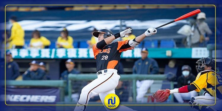 دون حضور المشجعين.. منافسات دوري البيسبول تعود في تايوان