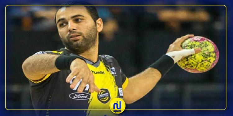 أمين بنور مرشح للتشكيلة المثالية في دوري أبطال أوروبا لكرة اليد