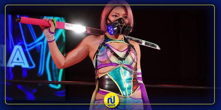 وفاة المصارعة اليابانية كيمورا نجمة أحد برامج 'نيتفليكس'