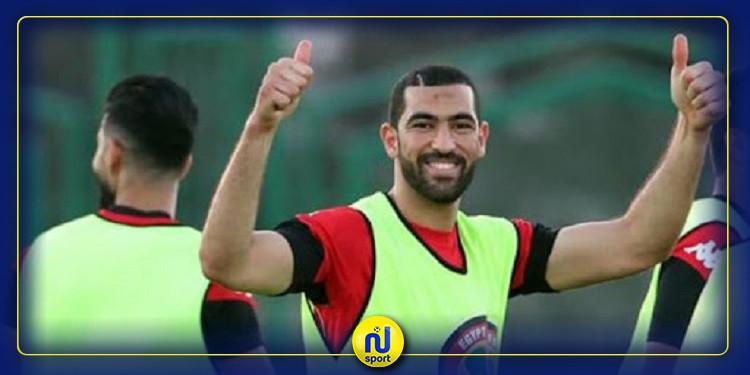 ياسين مرياح: ' أي لاعب يتمنى تقمص ألوان الترجي الرياضي '