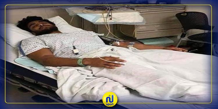 إصابةلاعب منتخب مصر بفيروس كورونا