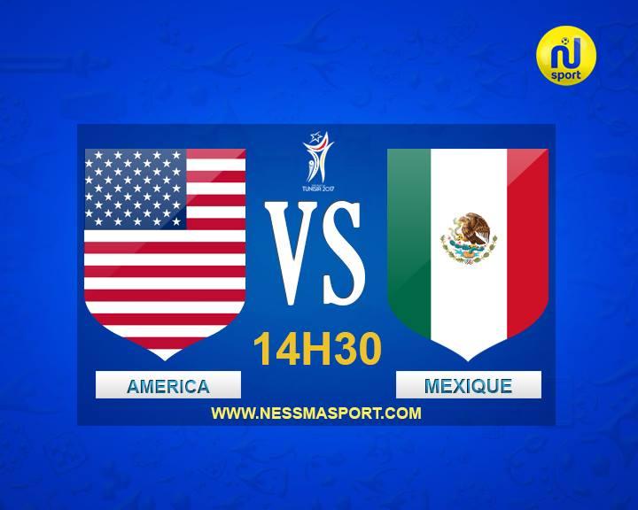المكسيك تقلب الطاولة على أمريكا وتتأهل لربع نهائي مونديال الميني فوت